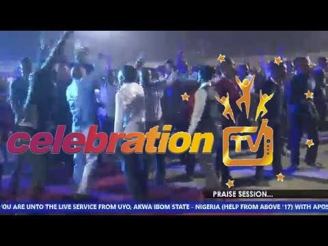 """LIVE BROADCAST FROM UYO, AKWA IBOM STATE 'HELP FROM ABOVE '17"""" WITH APOSTLE JOHNSON SULEMAN. EVENING"""