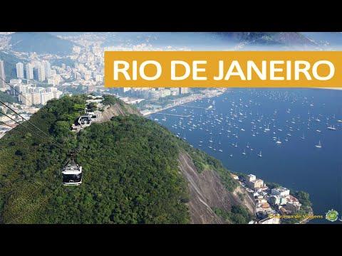 Rio de Janeiro  Uma Cidade Maravilhosa  parte 1