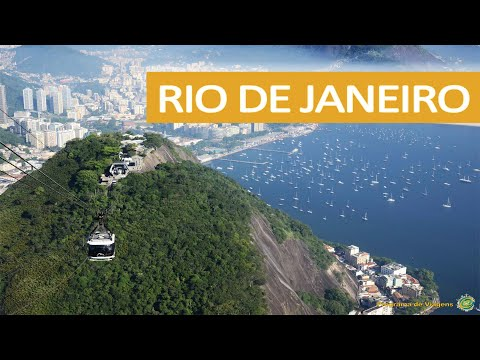 Rio de Janeiro Cidade Maravilhosa 1 - Programa de Viagem