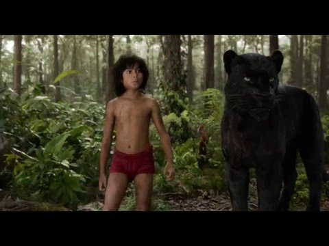 THE JUNGLE BOOK | Show Them Respect Clip | Official Disney UK