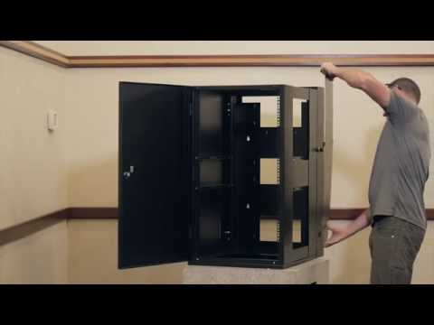 Emcor Guardian™ Wall Mount Server Racks & Cabinets