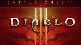 Český unboxing - Diablo III: Battlechest
