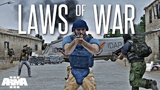 LAWS OF WAR - ArmA 3 DLC First Look