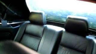 Problème capote électrique E30 Cab