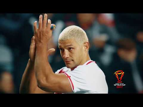 2017 Rugby League World Cup | Live on eir Sport!