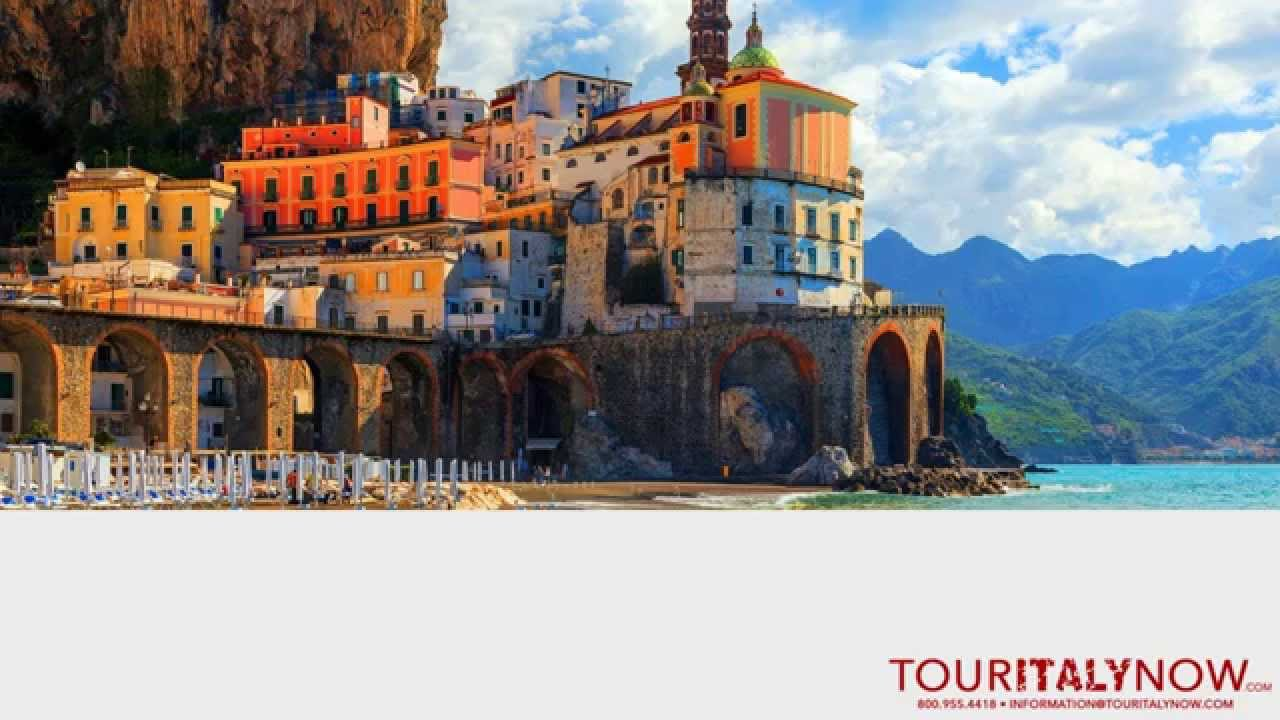 Introduction to town of atrani italy youtube for Be italia