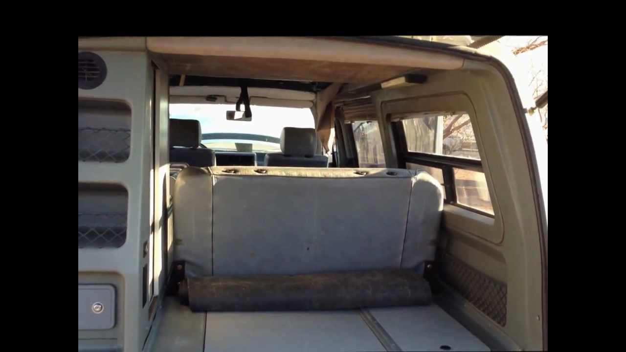 Vw Eurovan Camper >> 1995 Eurovan Camper Winnebago - YouTube