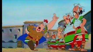 Asterix & Obelix im Hauptquartier der Römischen Legion