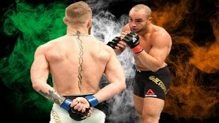 Conor McGregor humbles Eddie Alvarez