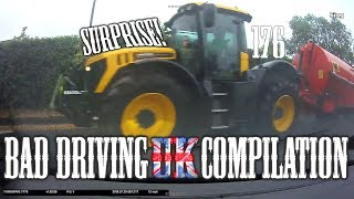 Bad Driving UK Compilation 176