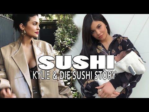 KYLIE JENNER & STORMI lösen Entsetzen aus 💔 KYLIE & die Sushi Story !