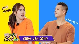 CHẠY ĐI CHỜ CHI|CHƯA LÊN SÓNG| Muốn về đội Voi Biến, Lan Ngọc lại bị ép vào team