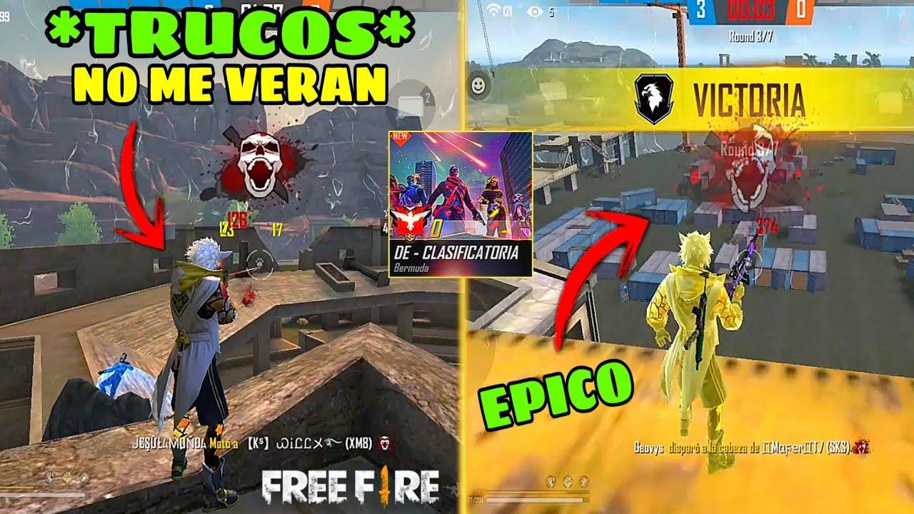 3 *TRUCOS* PARA CLASIFICATORIA DUELO DE ESCUADRAS - SUBE A HEROICO MAS RAPIDO EN FREE FIRE