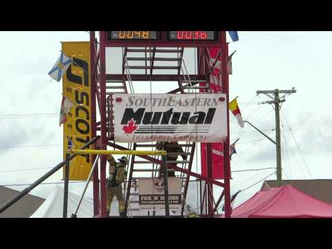Douglas Harbour Over 40 Relay Team - Riverview, NB 2014
