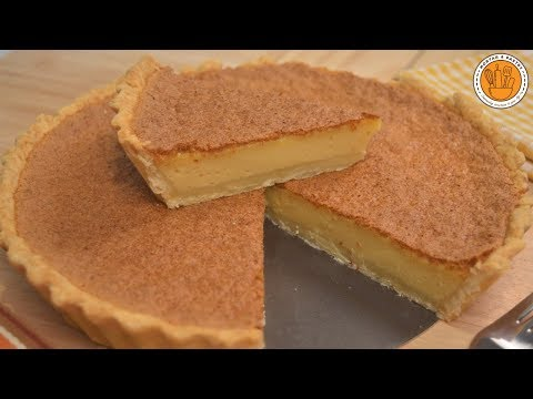 Egg Pie Recipe | How To Make Egg Pie | Ep. 98 | Mortar And Pastry