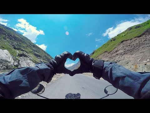 Royal Enfield Himalayan Odyssey | Day 5 | Ho2017 | Ride to Keylong