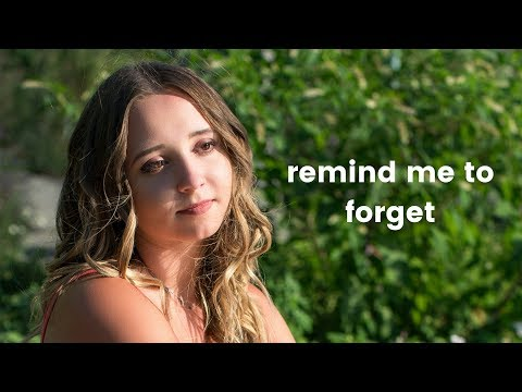 Remind Me to Forget - Kygo, Miguel (Acoustic) Cover by Ali Brustofski