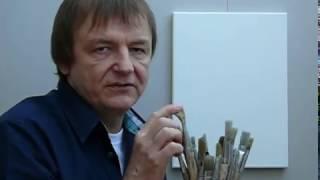 OD CZEGO ZACZĄĆ (1) MALOWANIE OBRAZU AKRYLEM? - opowiada i maluje Adam Razik