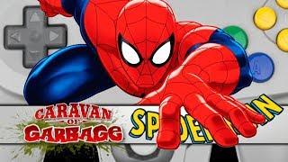 Spider-Man (N64) - Caravan of Garbage