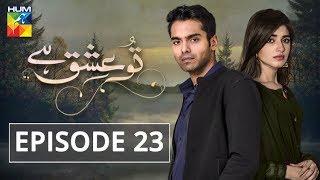 Tu Ishq Hai Episode #23 HUM TV Drama 13 February 2019