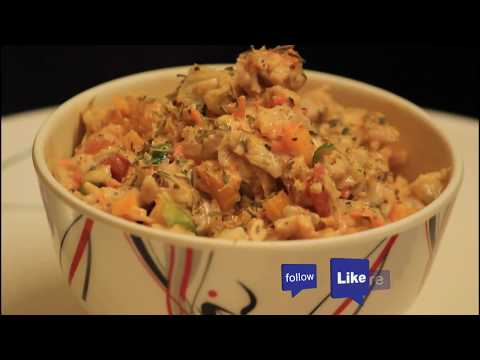 High-Protein Chicken Salad
