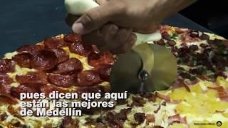 Dicen Que Estas Son Las Mejores Pizzas De Medellín