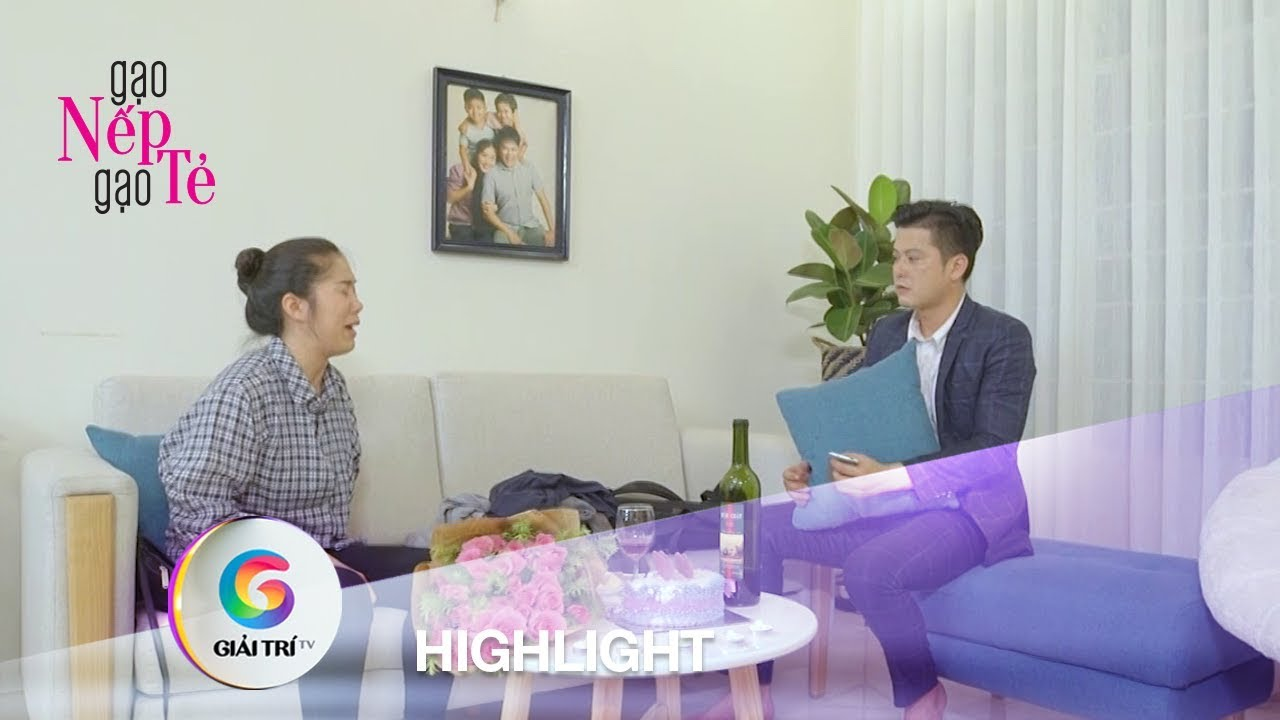 image (Highlight) GẠO NẾP GẠO TẺ | Đàn ông đổi vợ lấy nhân tình là người mà vạn phụ nữ muốn bỏ