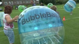 Achlum Pake Wiebe yn de bubbleball