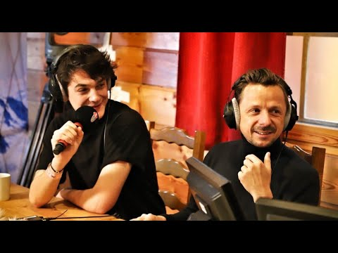 Kungs Et Martin Solveig Invités Sur Fun Radio - (15/03/2019) Bruno Dans La Radio