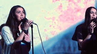 Glorious LIVE cover ELENYI - Stephanie Maybe, David Archuleta