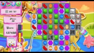 Candy Crush Saga Level 1555