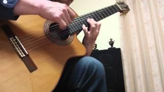ギター練習日記NO.179 Music by T.Coster & C.Santana Arr by Kazutaka ...