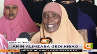 Wanawake kaunti ya Wajir wamtaka mbunge Rashid Amin kujiuzulu