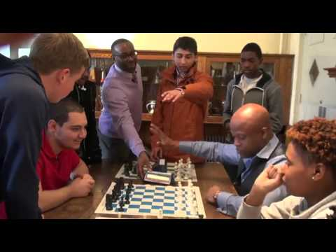 Meet Maurice Ashley: First African American Inducted into Chess Hall of Fame