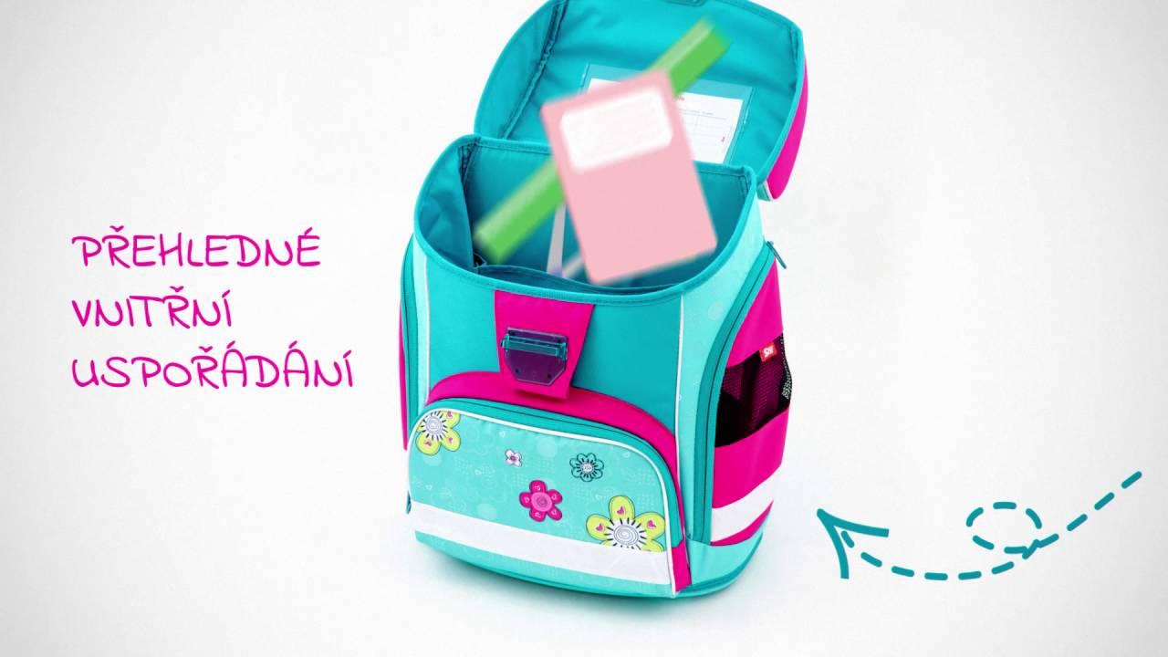 446aabef8 Školní batohy STIL na jedné adrese by Stil Školní potřeby