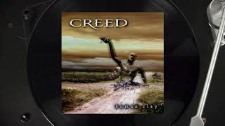 Creed - Never Die from Human Clay (Vinyl Spinner) YouTube Videos