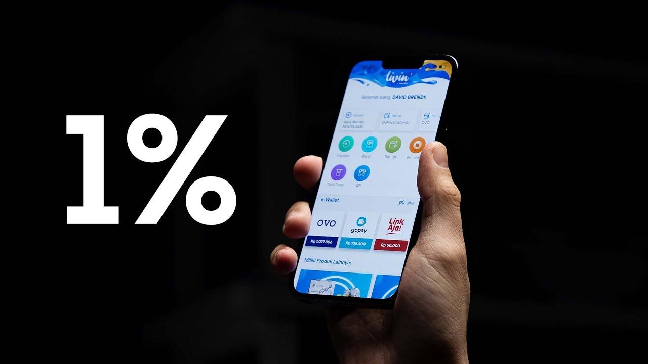Download 99% Nasabah Bank Mandiri belum tau soal aplikasi Super ini.