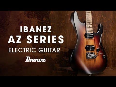Ibanez AZ Electric Guitar - Story of the AZ