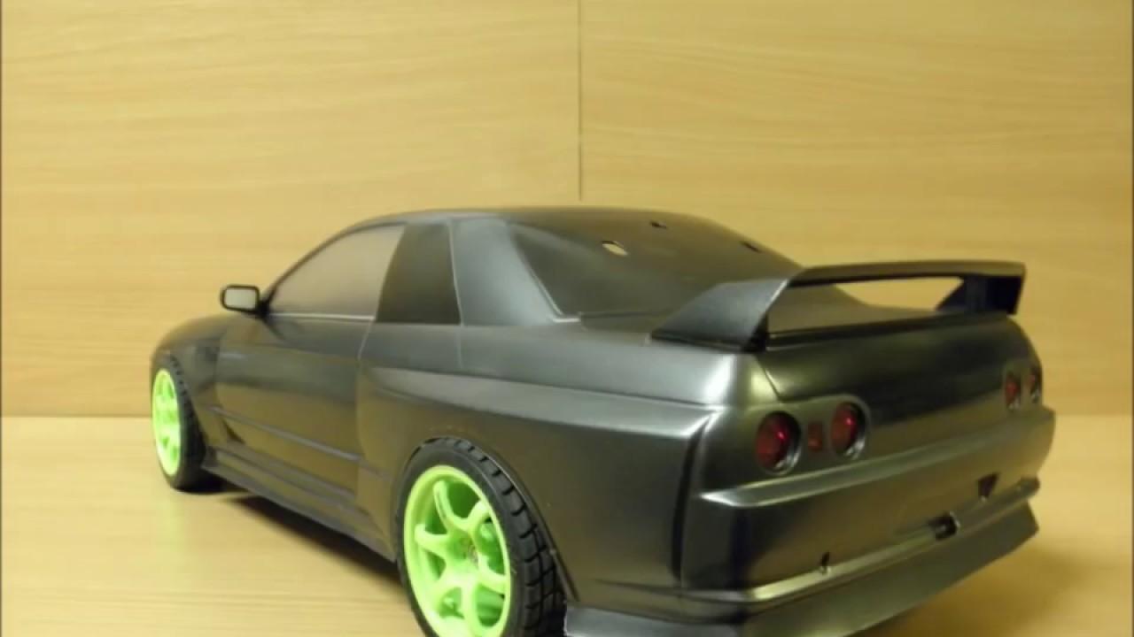 eac rc body build tamiya toyota gt86