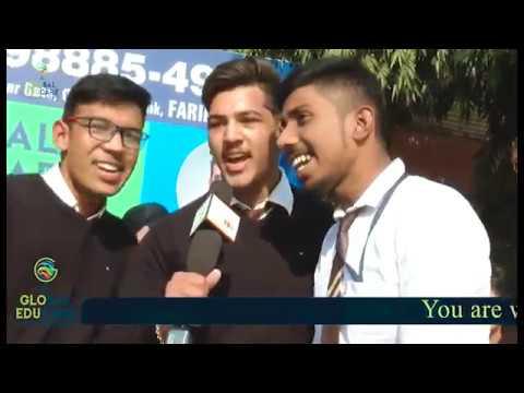 Masti Campus Di ll New Model Sr Sec School, Faridkot ll Fastway Movies ll 2017