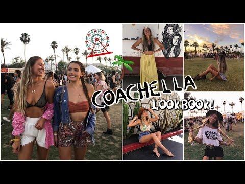 Coachella Lookbook 2017! // Festival Fashion