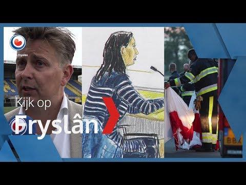 KIJK OP FRYSLÂN: Bestuurscrisis Cambuur, rechtszaak van Seggeren en dodelijk ongelul