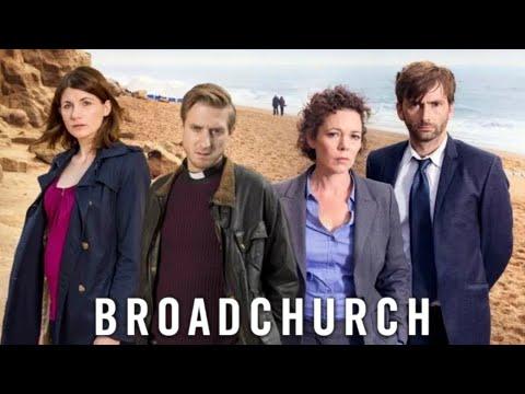 : Broadchurch  Amy McLean