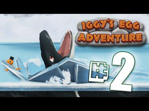Bit Chilly isn't it! | Iggy's Egg Adventure - Full Arctic Walkthrough - Ep2