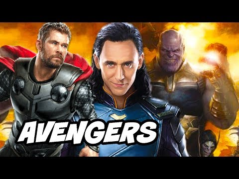 Avengers 4 Endgame Breakdown - Why Thor and Loki Were Just Retconned By Marvel