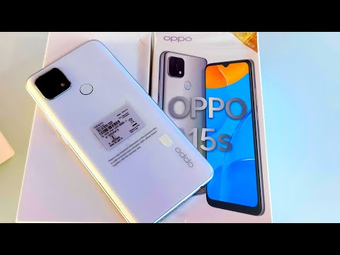 Oppo A15s Unboxing , Review & First Impression !! Oppo A15s 4GB/64GB #SleekAndSmart