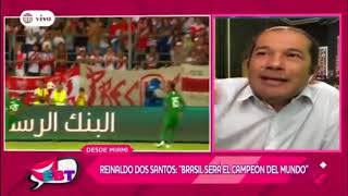 Dos Santos dice Perú no Llega a Qatar con paolo y farfan