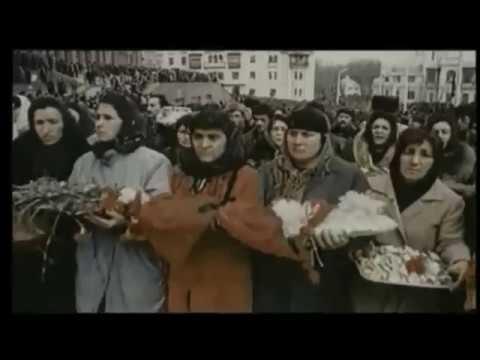 Azerbaijan Pays Homage To Victims Of The January 20, 1990 Soviet Crackdown
