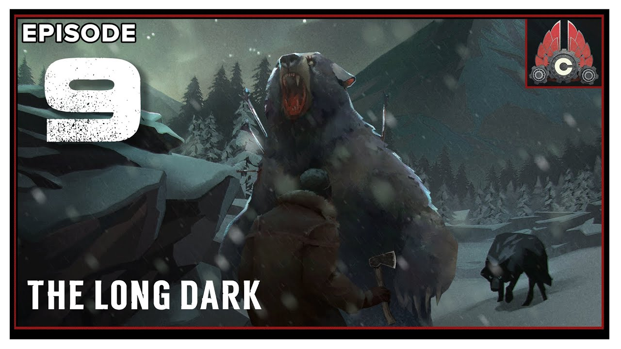 """CohhCarnage Plays The Long Dark (Episode Four) """"Fury, Then Silence"""" - Episode 9"""