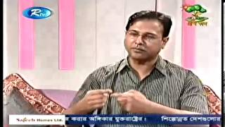 Asif Akbar in a Conversation | RTV Live- 30 May, 2011 | Part-01